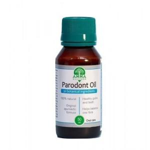 Parodont Oil - Ulei ayurvedic pentru igiena orala cu 30 plante