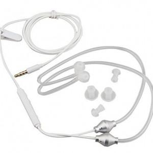 Casti audio telefon mobil anti-radiatii cu tub de aer 3.5 mm