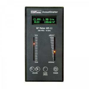 Acoustimeter AM-11 Detector de radiatii EMF 200MHz - 8 GHz