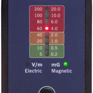 Detector de radiatii electromagnetice PF5 Gauss meter 20 Hz-50 kHz Pocket PF Meter