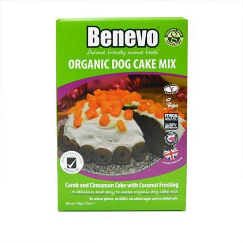 Recompensa tort Benevo, 140g, pentru caini imagine