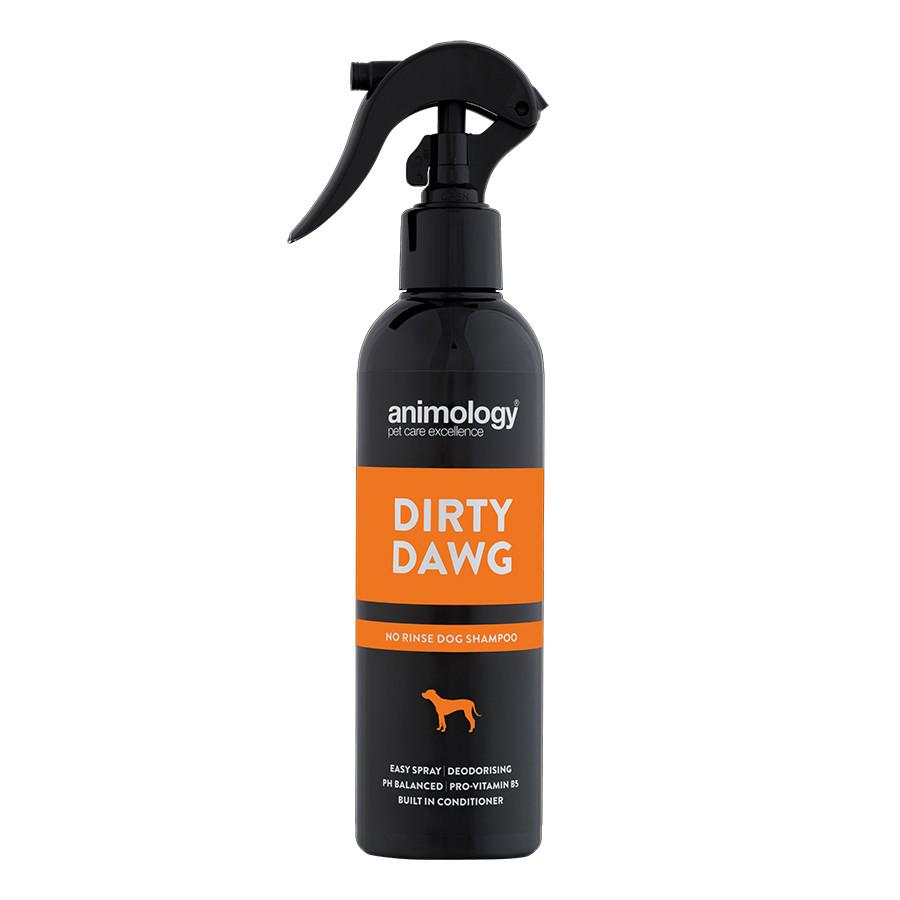 Sampon Animology Dirty Dawg (curatare fara clatire) 250ml imagine