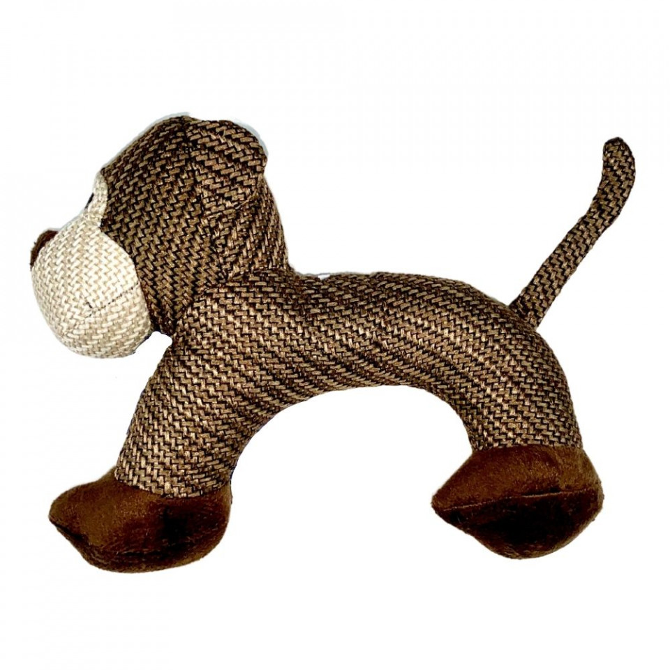 Jucarie pentru caini - Maimuta cu sunet imagine
