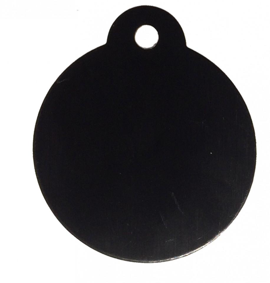 Medalion personalizat Banut Colorat mat, gravare inclusa imagine