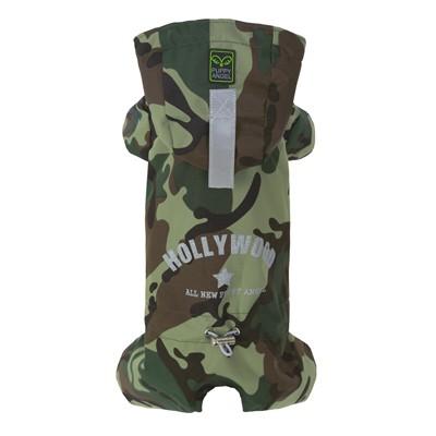 Haina caini PUPPY ANGEL Multi Protect Raincoat- Salopeta-PA-OW302 imagine