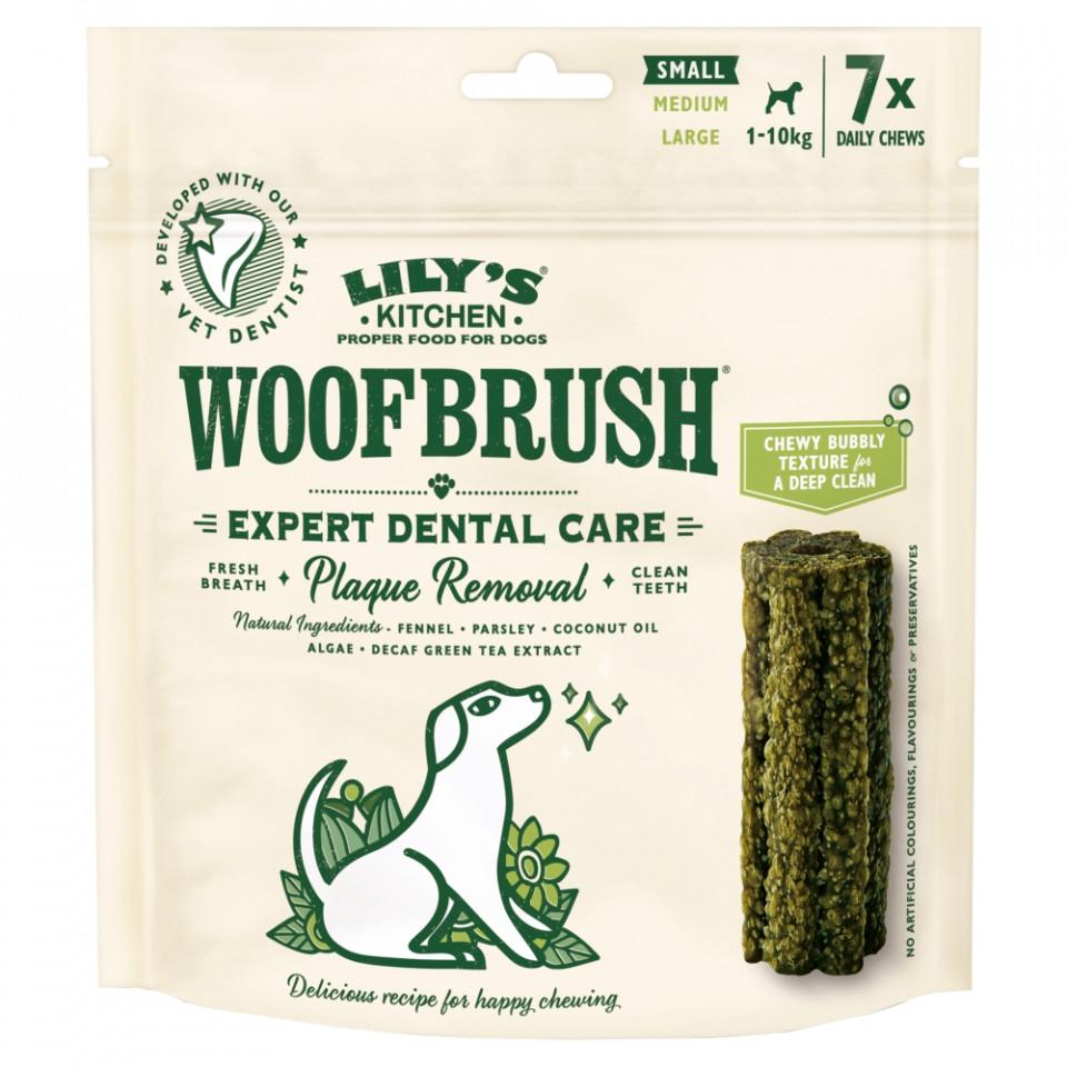 Recompense pentru caini Lily's Kitchen Woofbrush Dental Care imagine