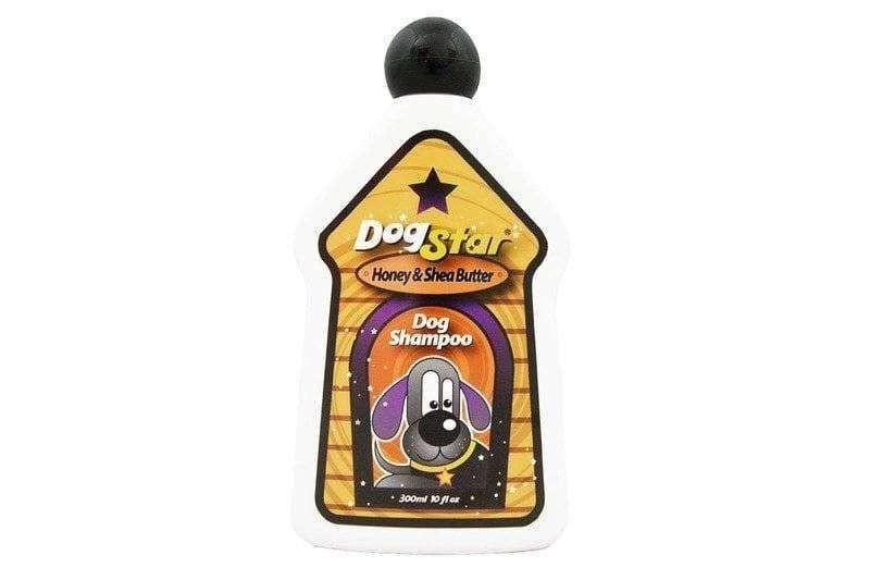 Sampon caini DogStar Honey & Shea Butter 300 ml imagine