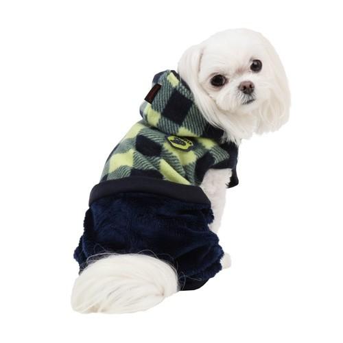 Haina Caini Puppia Waffle ( cu pantaloni) imagine