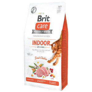 Brit Care Cat GF Indoor Anti-Stress 7 kg