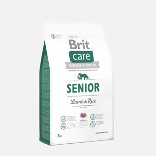 Brit Care Senior Lamb and Rice 3 kg