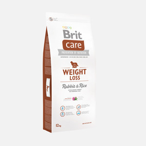 Brit Care Weight Loss Rabbit and Rice 12 kg
