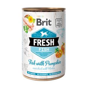 Brit Fresh Fish with Pumpkin 400 g