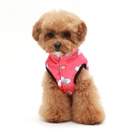 Haina caini Puppy Angel Heart LOVE PA-OW335