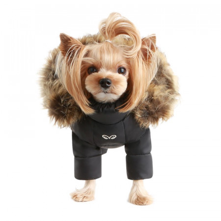 Poze Haina caini PUPPY ANGEL Love Faux Down PA-OW383