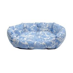 Culcus vatelina marimea 2 (40x40x16 cm) albastru