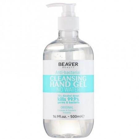 Gel igienizant cu 70% alcool fara clatire pentru maini (500 ml)