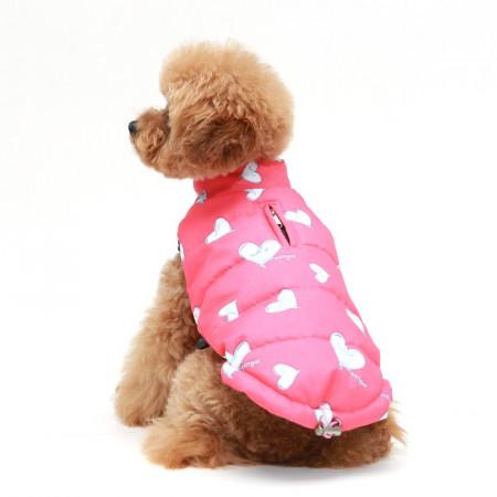 Poze Haina caini Puppy Angel Heart LOVE PA-OW335