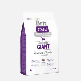 Brit Care Grain-free giant, salmon and potato 3kg