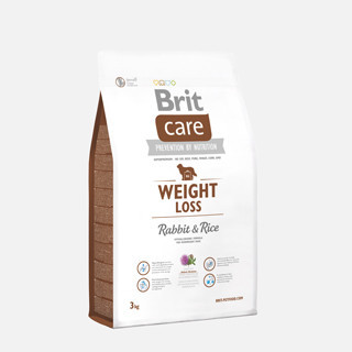 Brit Care Weight Loss Rabbit and Rice 3 kg