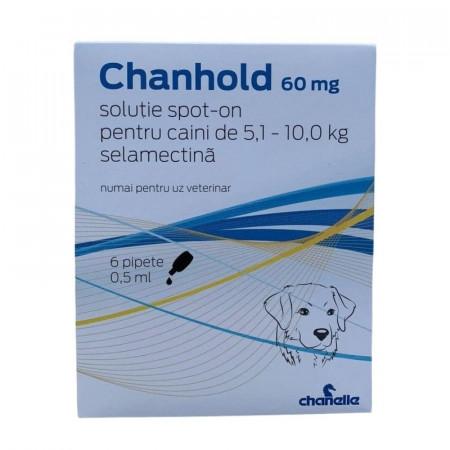 Chanhold 60mg caini 5-10kg