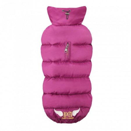 Poze Haina caini Puppy Angel Urban Outdoor Faux Goose Down Padded Vest-PA-OW203