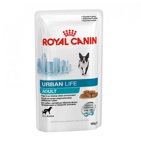 Poze Royal Canin Urban Life adult plic 150g
