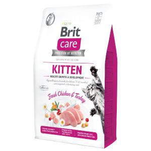 Brit Care Cat GF Kitten Healthy Growth and Development 2 kg