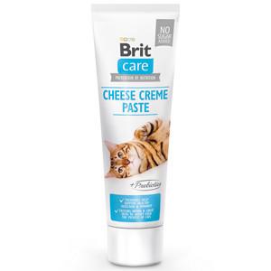 Brit Care Cat Paste Cheese Cream Enriched With Prebiotics 100 g