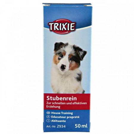 Ulei atractant la toaleta si asternut, pentru juniori, Trixie, 50 ml