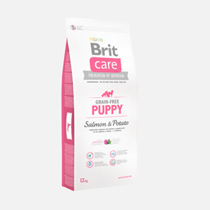 Brit Care Grain-free Puppy Salmon and Potato 12kg