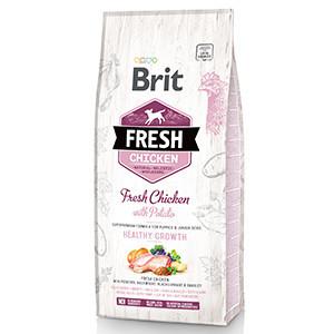 Brit Fresh Chicken and Potato Puppy 12 kg