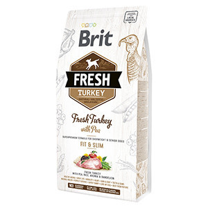 Brit Fresh Turkey and Pea Light Fit and Slim 2.5 kg