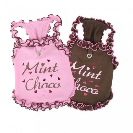 Poze Haina Caini Pinkaholic Mint Choco