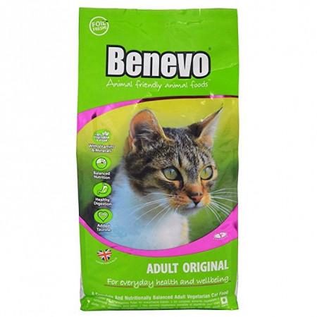 Hrana uscata vegetariana Benevo, 10kg, pentru pisici