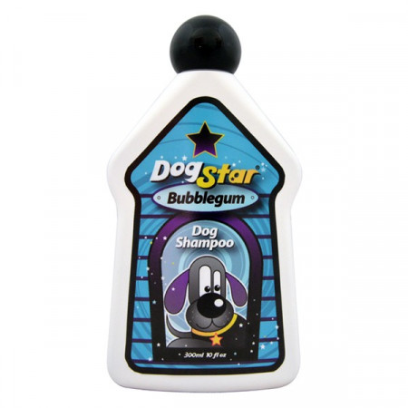 Sampon cani DogStar Bubblegum 300 ml