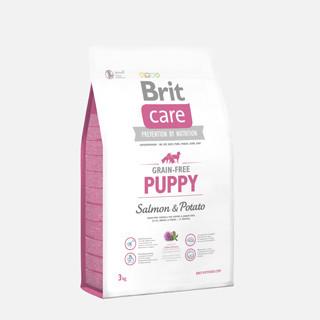 Brit Care Grain-free Puppy Salmon and Potato 3kg