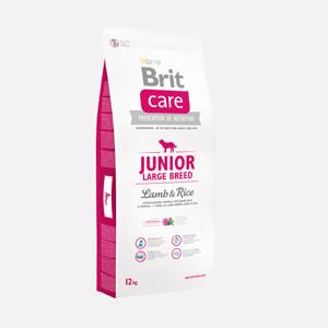 Brit Care Junior Large Breed Lamb and Rice 12 kg