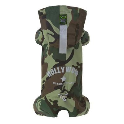 Haina caini PUPPY ANGEL Multi Protect Raincoat- Salopeta-PA-OW302