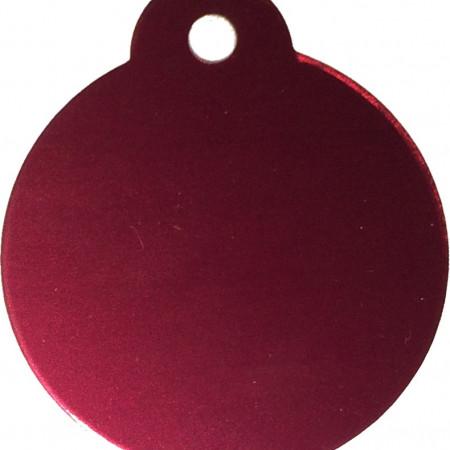 Medalion personalizat Banut Colorat mat, gravare inclusa