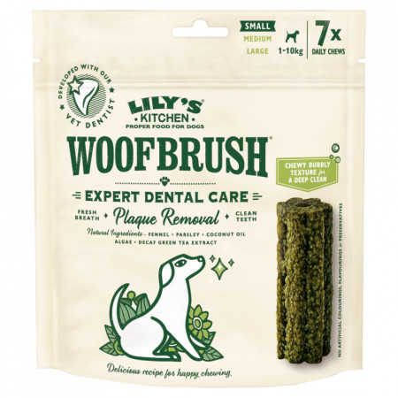 Recompense pentru caini Lily's Kitchen Woofbrush Dental Care