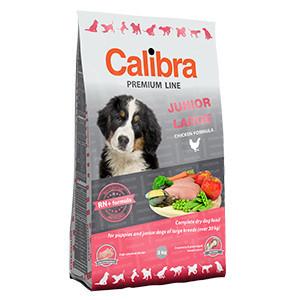 Calibra Dog Premium Junior Large 3 kg NEW