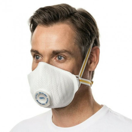 Mască FFP3 Reutilizabilă cu valvă Moldex 3405