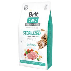 Brit Care Cat GF Sterilized Urinary Health 7 kg