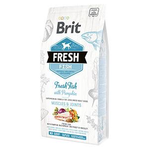 Brit Fresh Fish and Pumpkin Adult Large 2.5 kg