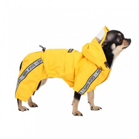 Haina caini Puppia Race Track (de ploaie, cu pantaloni)