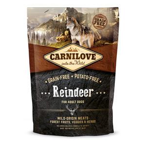Carnilove Reindeer Adult Dog 1.5 kg