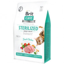 Brit Care Cat GF Sterilized Urinary Health 400 g