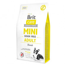 Brit Care Mini Grain Free Adult Lamb 2 kg