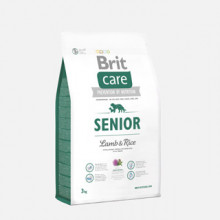 Brit Care Senior Lamb and Rice 3 kg
