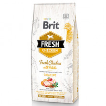 Brit Fresh Chicken and Potato Adult 12 kg